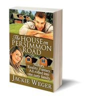 The House on Persimmon Road 3D-Book-Template