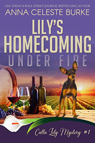 Lilys Homecoming Under Fire NEW COVER