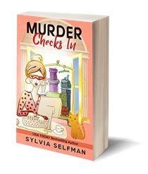 Murder Checks In 3D-Book-Template