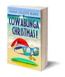 Cowabunga Christmas 2019 3D-Book-Template