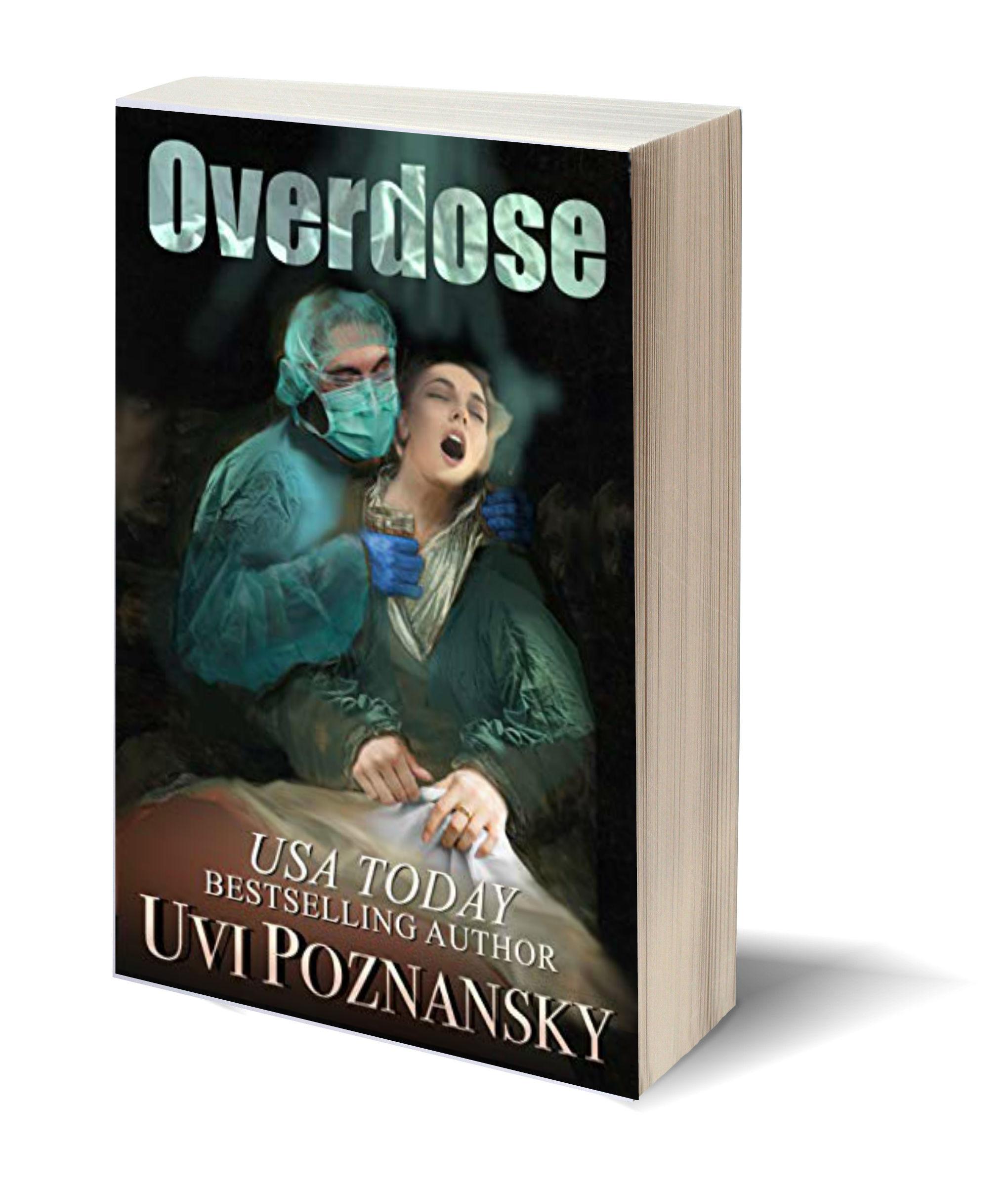 Overdose 3D-Book-Template