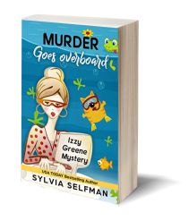 Murder Goes Overboard 3D-Book-Template