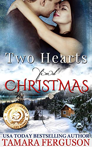 Two hearts find christmas USA