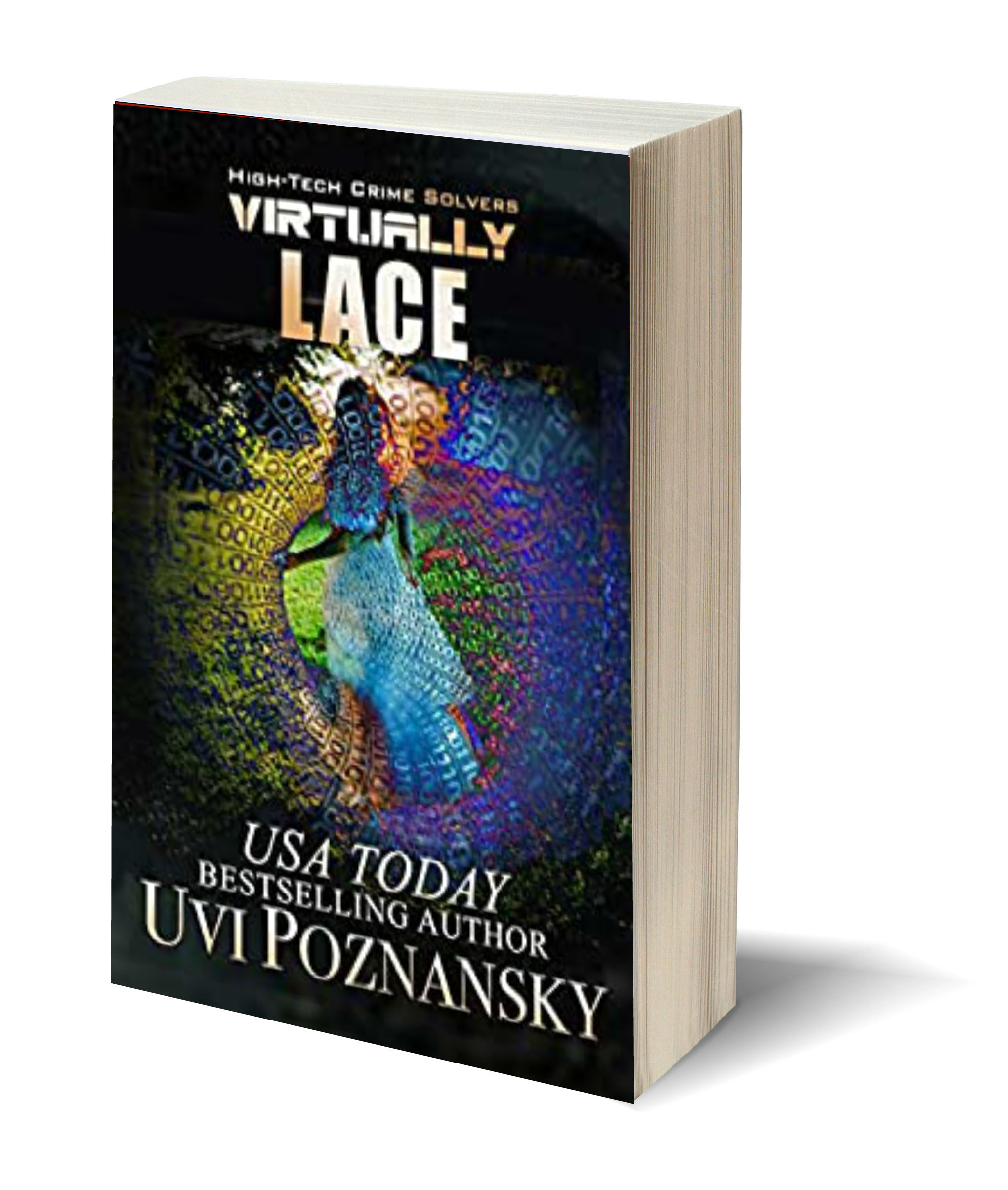 Virtually Lace 3D-Book-Template