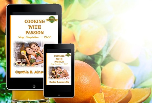 Cooking with Passion badge