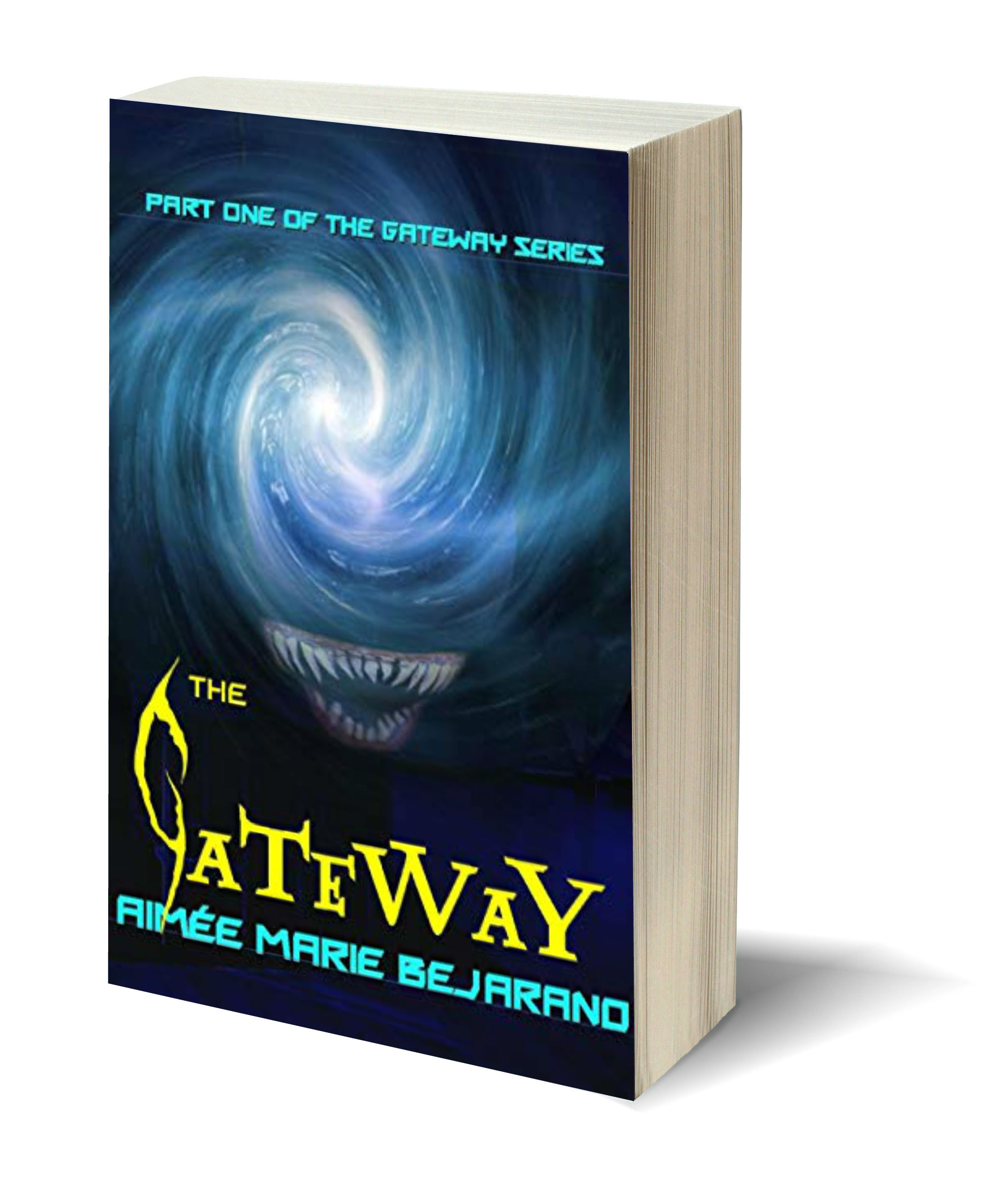 The Gateway 3D-Book-Template