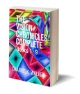The Vision Chronicles 3D-Book-Template