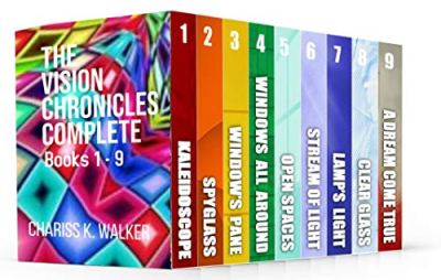 The Vision Chronicles Complete, Books 1-9