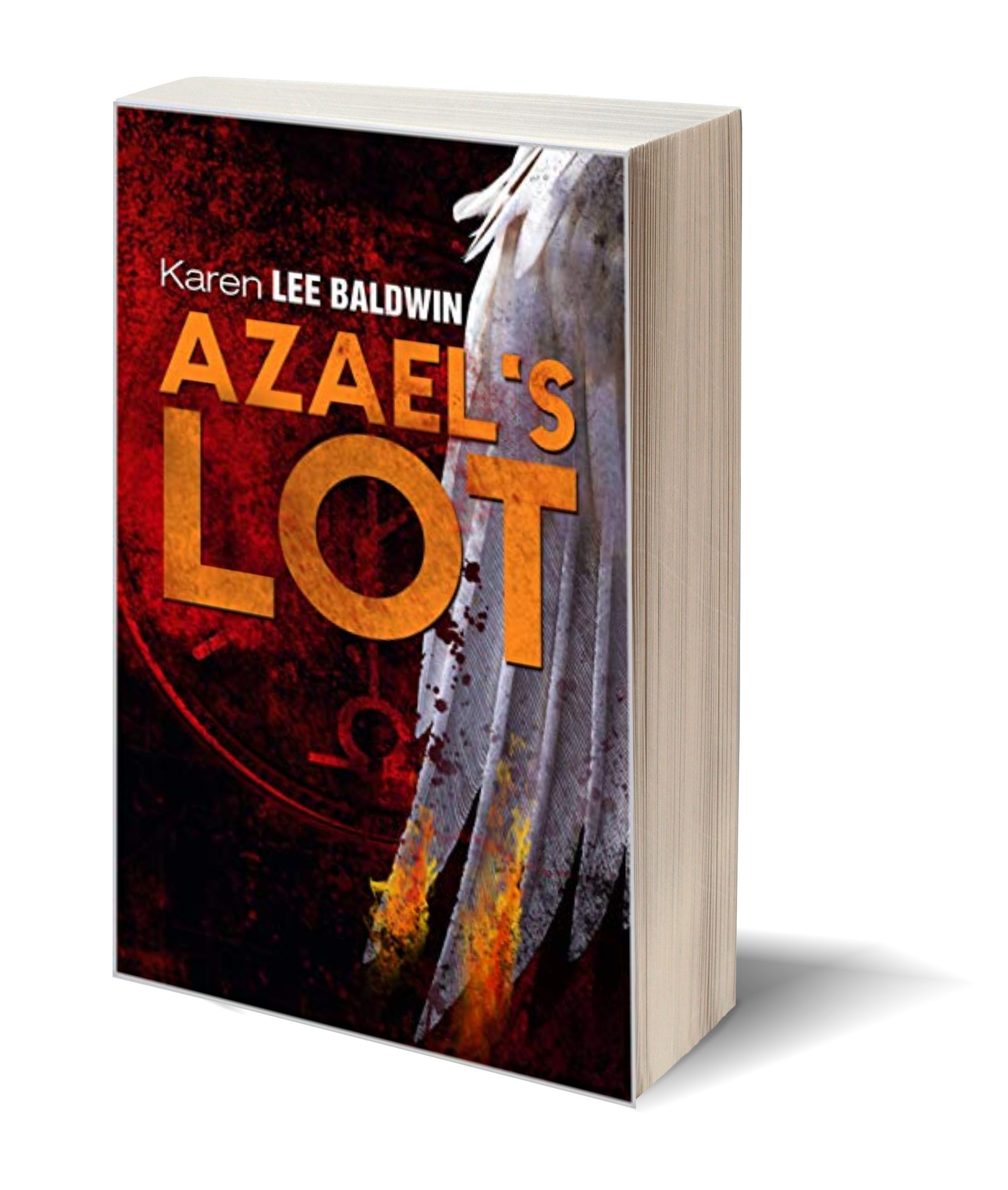 Azael's Lot 3D-Book-Template