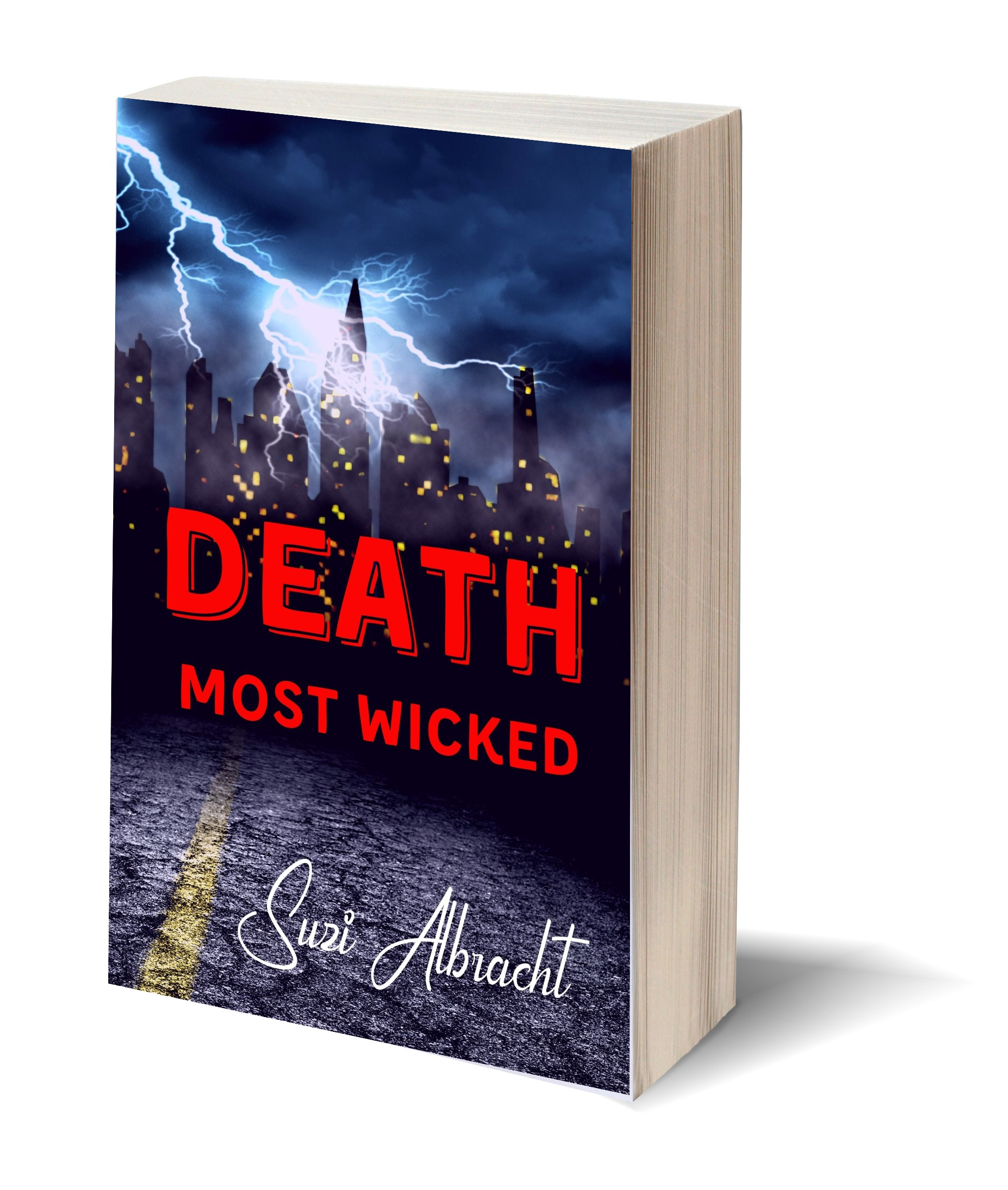Death Most Wicked 3D-Book-Template