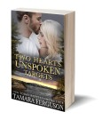 Two Hearts Unspoken Targets 3D-Book-Template