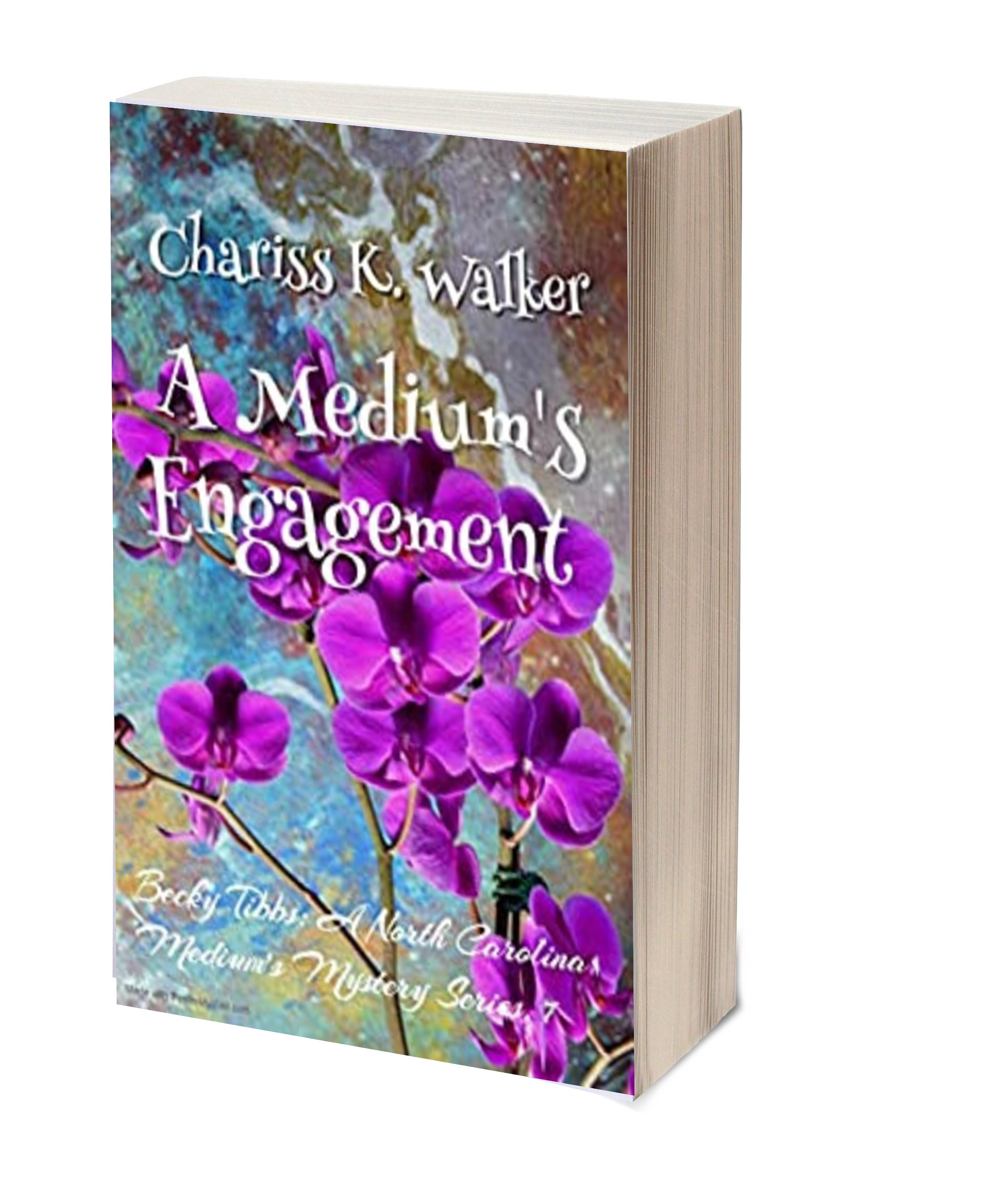 A Medium's Engagement 3D-Book-Template 2