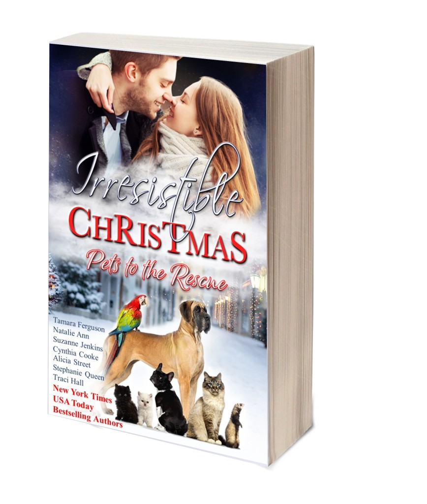 This image has an empty alt attribute; its file name is irresistable-christmas-pets-to-the-rescue-d-book-template-2.jpg