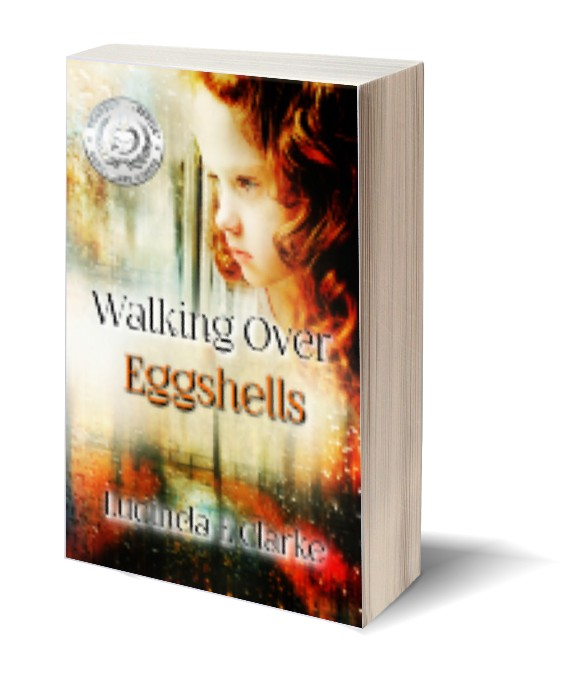 Walking Over Eggshells 3D Image
